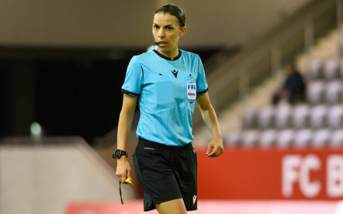 Stephanie Frappart